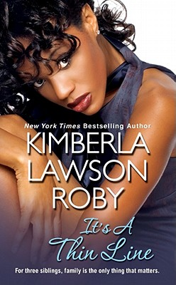 It's a Thin Line By Roby, Kimberla Lawson